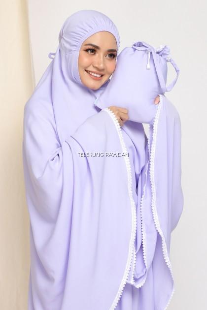Zahra Telekung Travel - Yam